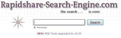 Visite Rapidshare-Search-Engine