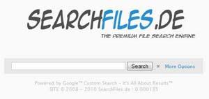 Visite Search-files